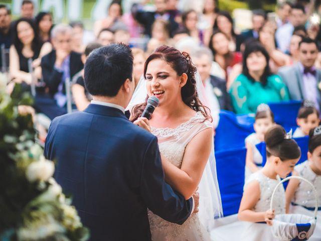 El matrimonio de Ralf y Natalia en Piedecuesta, Santander 11