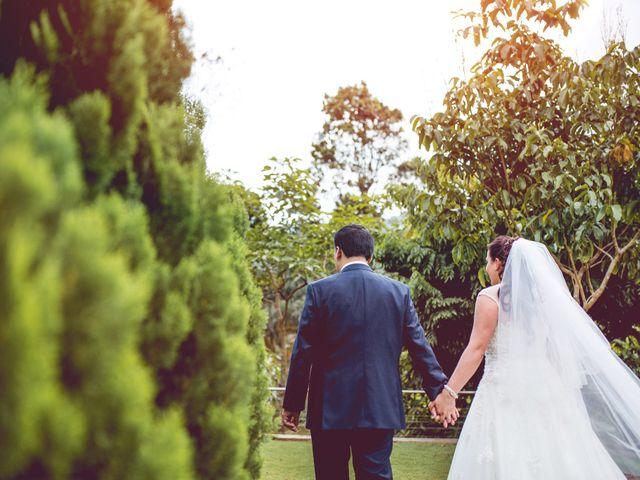 El matrimonio de Ralf y Natalia en Piedecuesta, Santander 17