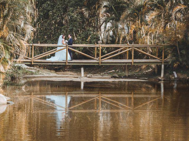 El matrimonio de Ralf y Natalia en Piedecuesta, Santander 18