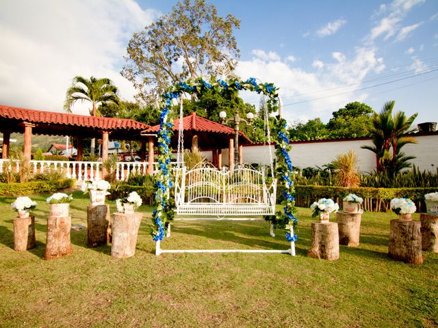 El matrimonio de Ralf y Natalia en Piedecuesta, Santander 21