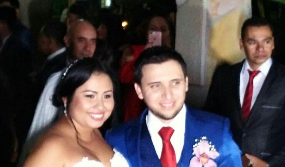 El matrimonio de Yerson y Susan en Piedecuesta, Santander
