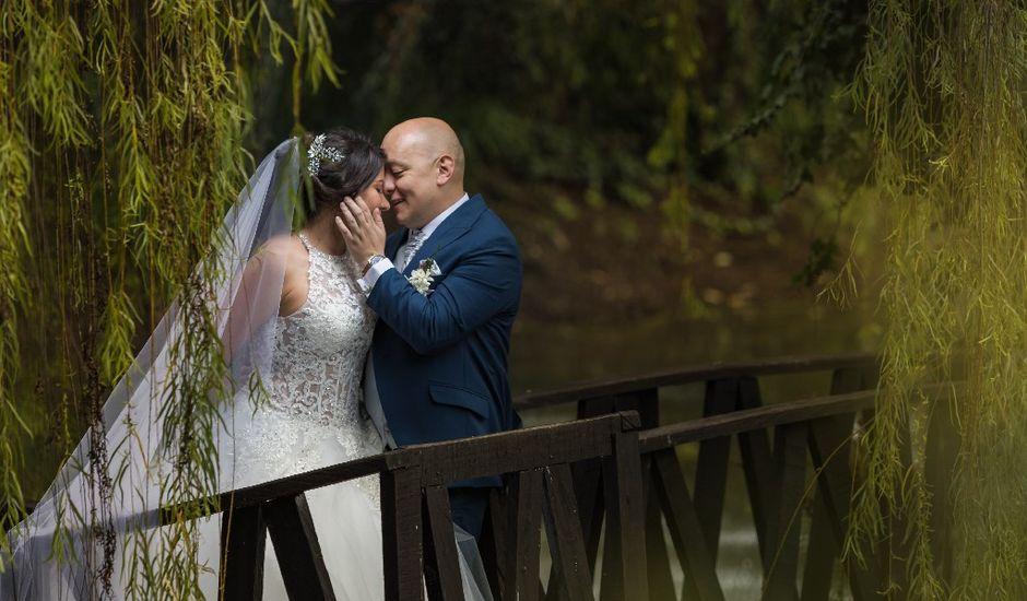 El matrimonio de Diego  y Susana en Subachoque, Cundinamarca