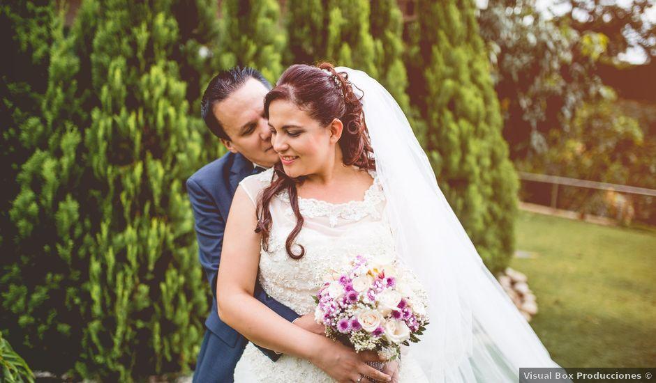 El matrimonio de Ralf y Natalia en Piedecuesta, Santander