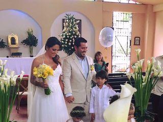El matrimonio de Carolina  y Daniel  1