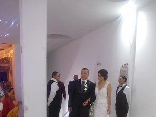 El matrimonio de Andrés y Erika 1