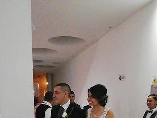 El matrimonio de Andrés y Erika 2