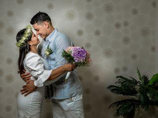 El matrimonio de Kevin y Yennifer 3