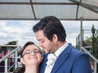 El matrimonio de Carolina y Juan Camilo 2