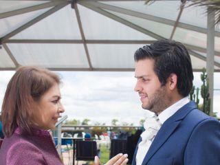 El matrimonio de Carolina y Juan Camilo 3