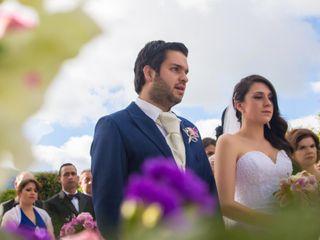 El matrimonio de Carolina y Juan Camilo