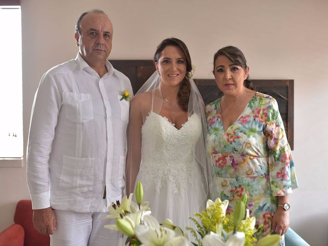 El matrimonio de Daniel  y Carolina  en Armenia, Quindío 1