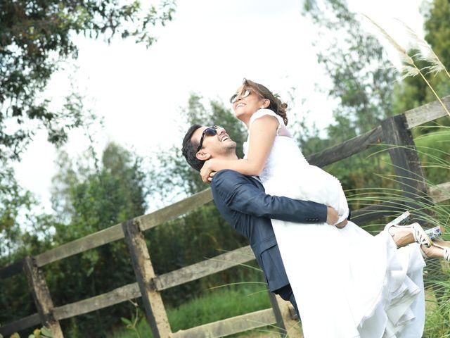El matrimonio de Sergio y Laura en Cota, Cundinamarca 12