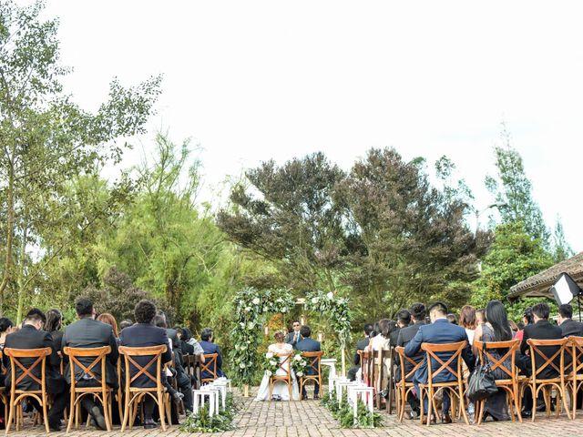 El matrimonio de Sergio y Laura en Cota, Cundinamarca 18