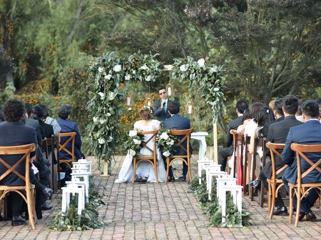 El matrimonio de Sergio y Laura en Cota, Cundinamarca 20