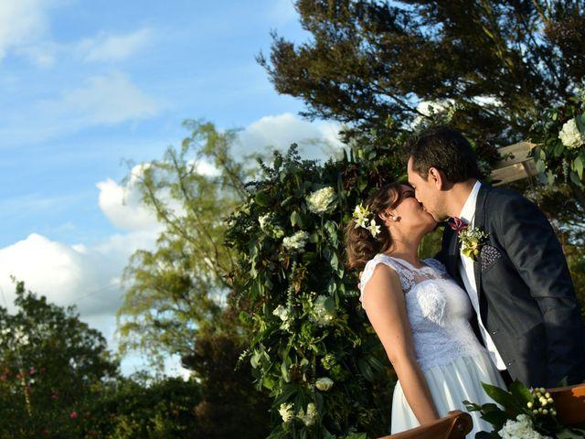El matrimonio de Sergio y Laura en Cota, Cundinamarca 21