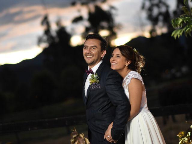 El matrimonio de Sergio y Laura en Cota, Cundinamarca 27