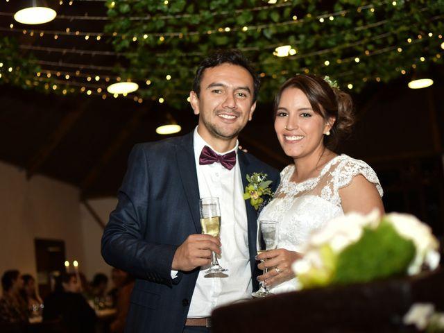 El matrimonio de Sergio y Laura en Cota, Cundinamarca 28