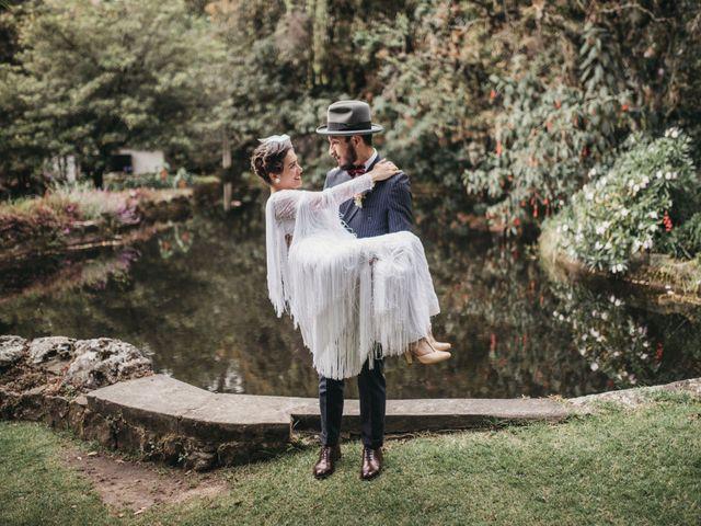 El matrimonio de Marylin y Mauricio