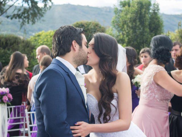 El matrimonio de Juan Camilo y Carolina en Cota, Cundinamarca 19