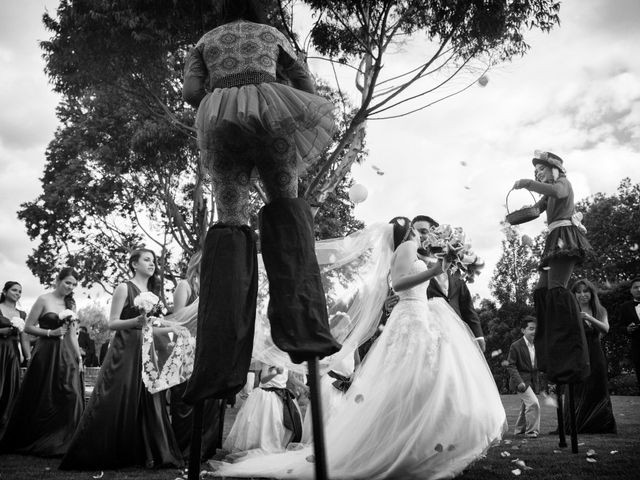 El matrimonio de Juan Camilo y Carolina en Cota, Cundinamarca 20
