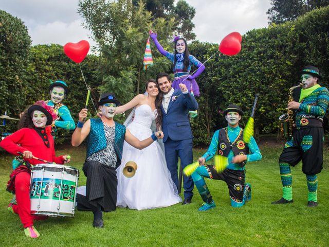 El matrimonio de Juan Camilo y Carolina en Cota, Cundinamarca 22