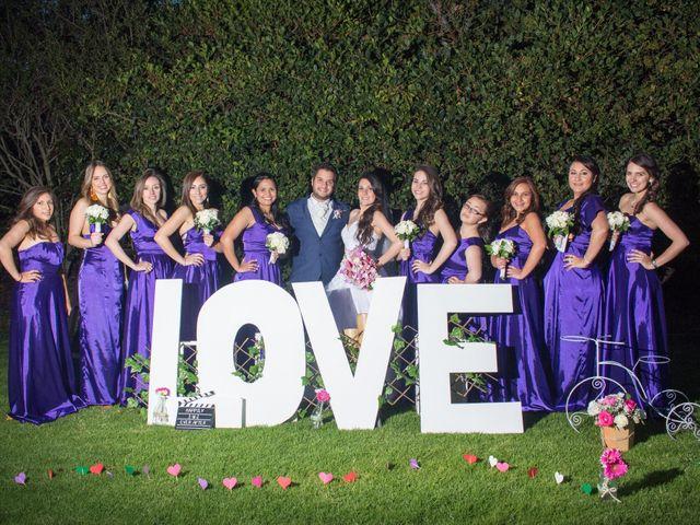 El matrimonio de Juan Camilo y Carolina en Cota, Cundinamarca 23