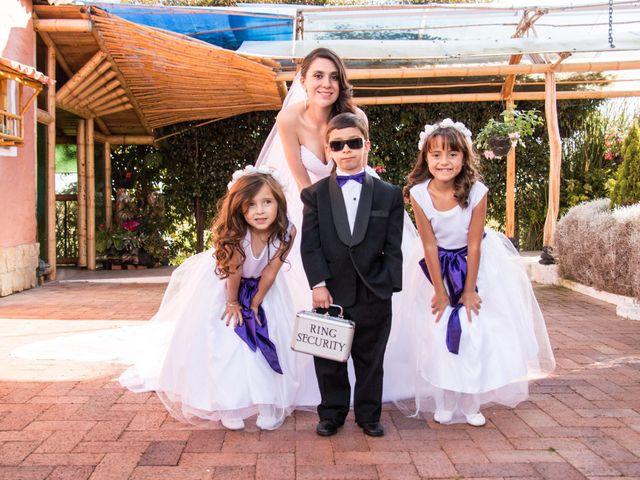El matrimonio de Juan Camilo y Carolina en Cota, Cundinamarca 40