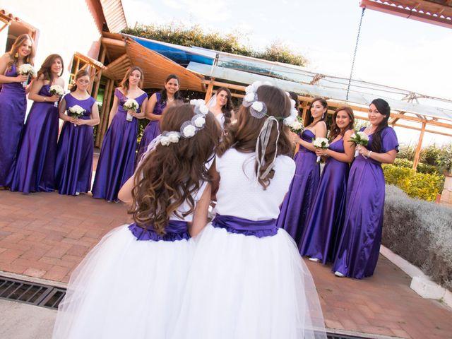 El matrimonio de Juan Camilo y Carolina en Cota, Cundinamarca 41