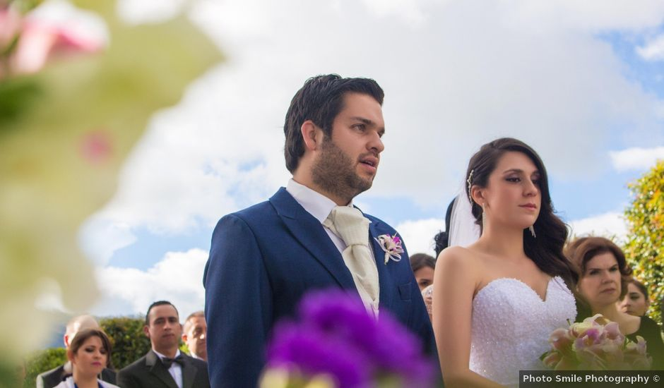El matrimonio de Juan Camilo y Carolina en Cota, Cundinamarca