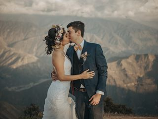 El matrimonio de Neify  y Jorge