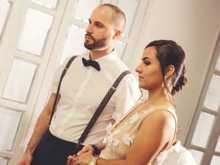 El matrimonio de Sofía y Othello 3
