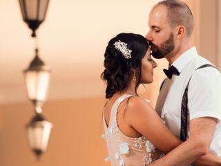 El matrimonio de Sofía y Othello