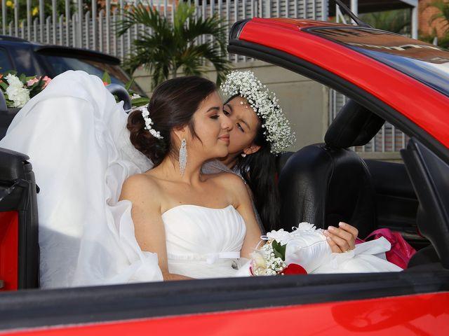 El matrimonio de Julian  y Carolina  en Ibagué, Tolima 11