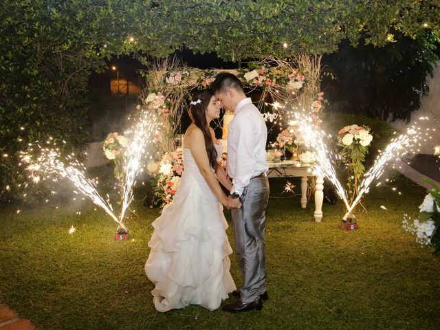 El matrimonio de Julian  y Carolina  en Ibagué, Tolima 37