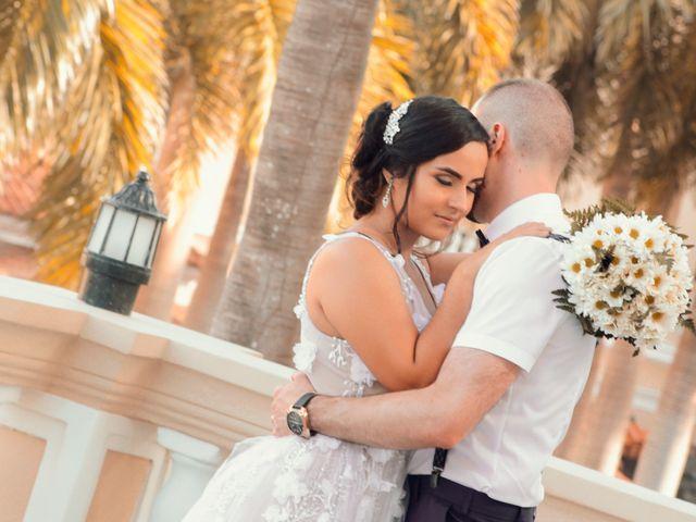 El matrimonio de Othello y Sofía en Barranquilla, Atlántico 12
