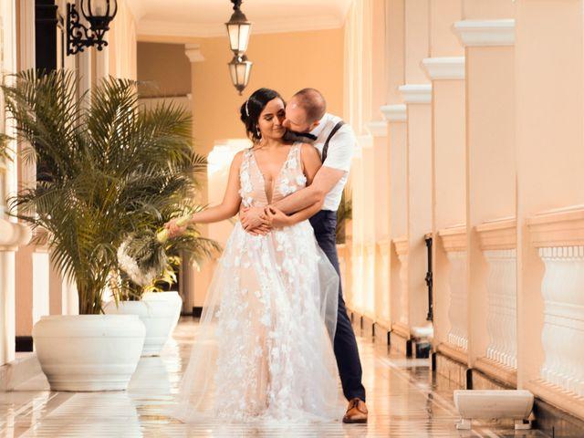 El matrimonio de Othello y Sofía en Barranquilla, Atlántico 17