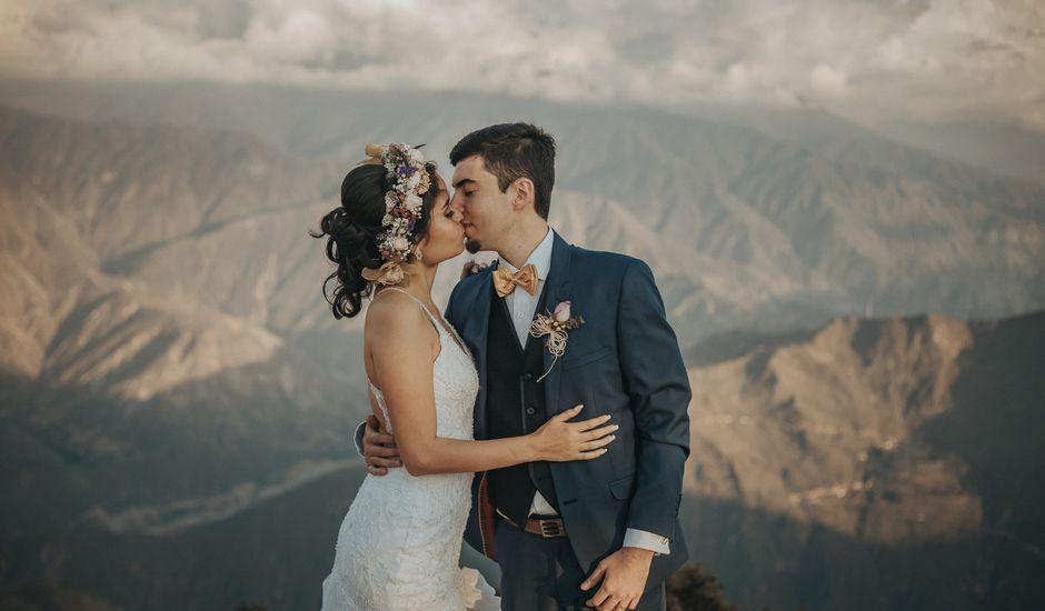El matrimonio de Jorge  y Neify  en Los Santos, Santander