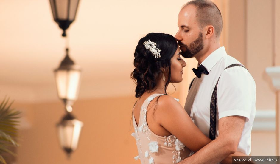 El matrimonio de Othello y Sofía en Barranquilla, Atlántico