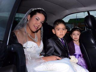 El matrimonio de Marla y Wilfred 2