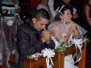 El matrimonio de Marla y Wilfred 3