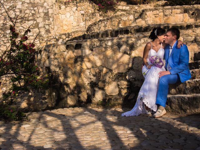 El matrimonio de Yezid y Gisselle en Barranquilla, Atlántico 20