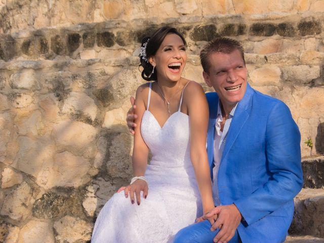 El matrimonio de Yezid y Gisselle en Barranquilla, Atlántico 23
