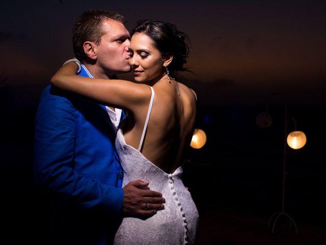 El matrimonio de Gisselle y Yezid