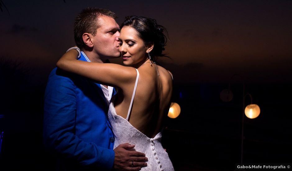 El matrimonio de Yezid y Gisselle en Barranquilla, Atlántico