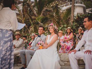 El matrimonio de Laura y Camilo 1