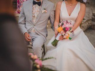 El matrimonio de Laura y Camilo 3