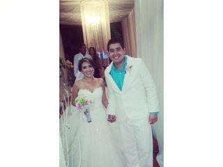 El matrimonio de Leiny y Eiver 1