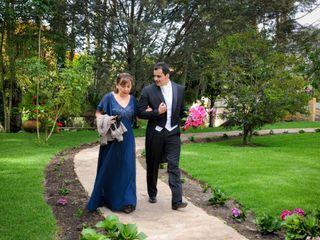 El matrimonio de Carolina y Manuel 2