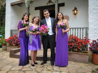 El matrimonio de Carolina y Manuel 3