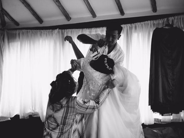 El matrimonio de Felipe y Tatiana en Chía, Cundinamarca 2